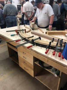 Inside 2019 Texas Woodworking Festival in Austin - Kapono Works
